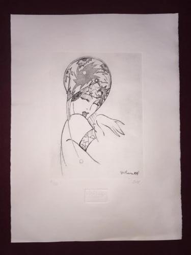 Grafike Mileninih crteža, dimenzije 52,5 x 39 cmcena po kom  3.800,00 din.